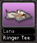 Lana Ringer Tee