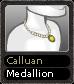 Calluan Medallion