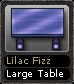 Lilac Fizz Large Table