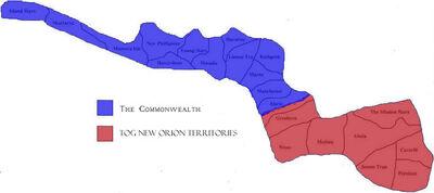 RL Commonwealth Map
