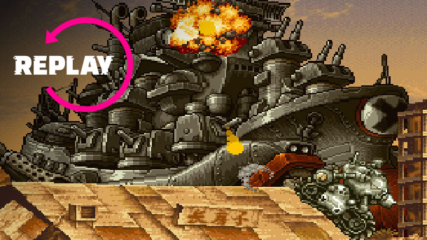 replay metal slug 2 replay wiki fandom powered by wikia. Black Bedroom Furniture Sets. Home Design Ideas