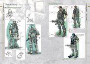 Resident Evil Revelations Artbook - page 4