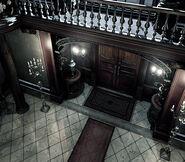 REmake background - Entrance hall - r106 00016