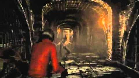 Resident Evil 6 Ada Wong - Graveyard Gameplay