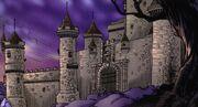 Queck Castle exterior 1