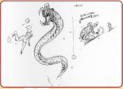 Sea-snake