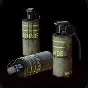 Manual grenade