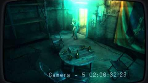 Resident Evil Revelations all cutscenes Episode 5-1 (Security Feeds)