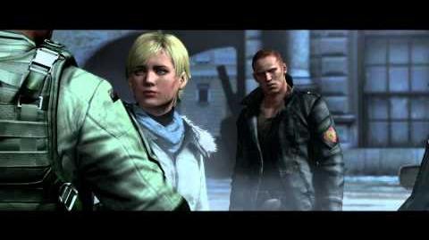 Resident Evil 6 all cutscenes - Urban Warfare (Jake's version)