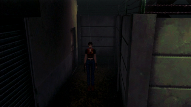 File:Resident Evil CODE Veronica - square in front of the guillotine - gameplay 03.png