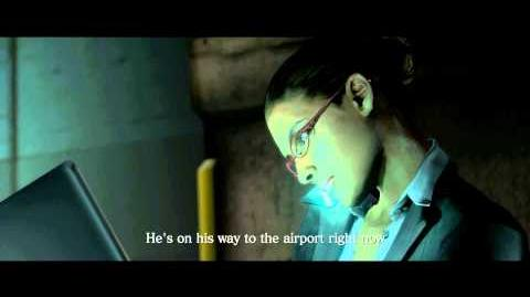 Resident Evil 6 all cutscenes - To China