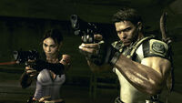 Chris and Sheva