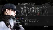 Jill mercenaries BSAA 02
