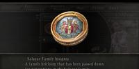 Salazar Family Insignia
