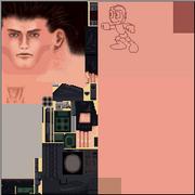 Megaman in Chris skin