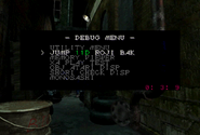 RE2B2 BackStrProto debug