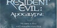 Resident Evil: Apocalypse (novel)