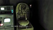Resident Evil CODE Veronica - workroom - examines 13-1