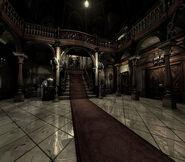 REmake background - Entrance hall - r106 00091