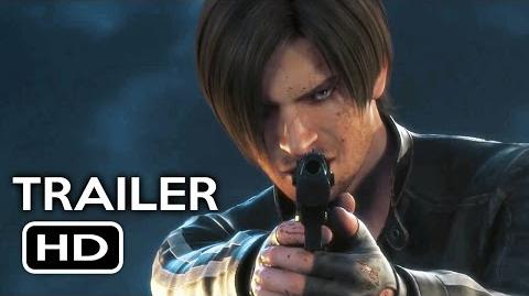 Resident Evil Vendetta Official Trailer 1 (2017) Animated Movie HD-0