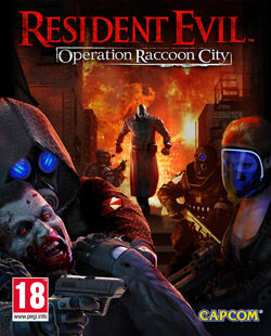 RE Operation Raccoon City