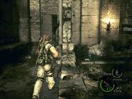 Ancient village in-game RE5 (Danskyl7) (8)