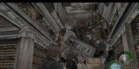 Underground waste dump