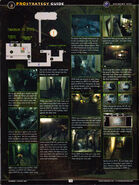 Resident Evil remake - GamePro - Issue 167 August 2002 - Jill guide Part 2 Page 104