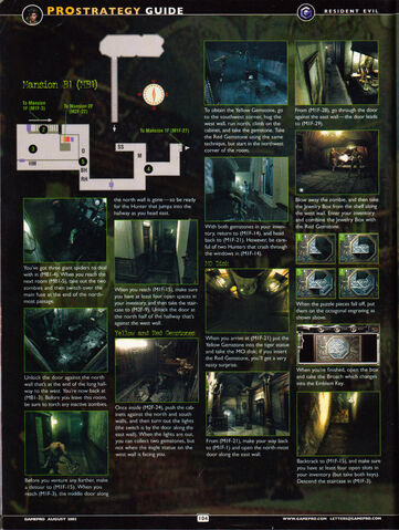 File:Resident Evil remake - GamePro - Issue 167 August 2002 - Jill guide Part 2 Page 104.jpg