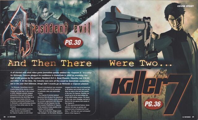 File:Resident Evil 4 - Game Informer March 2004, Issue 131 - p28-29.jpg
