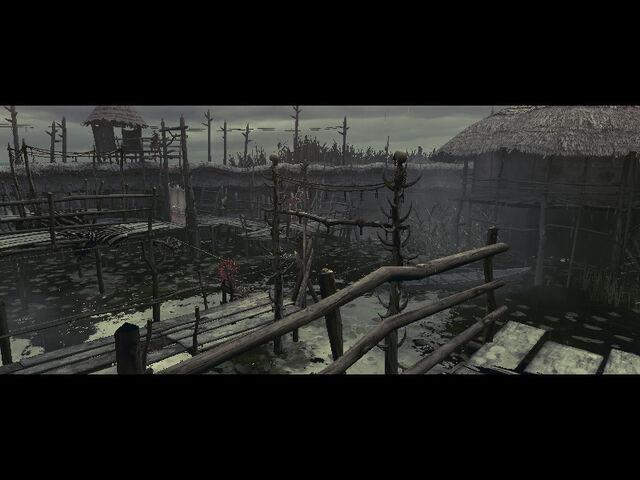 File:Execution ground in RE5 (Danskyl7) (11).jpg