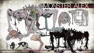 Monster alex concept