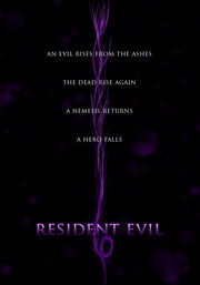 Resident Evil 6 Poster by Schizoepileptic