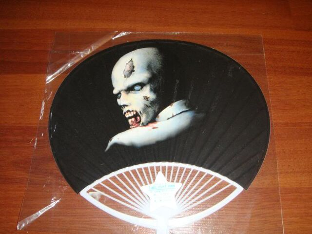 File:BIOHAZARD Nightmare - fan merchandise front.jpg