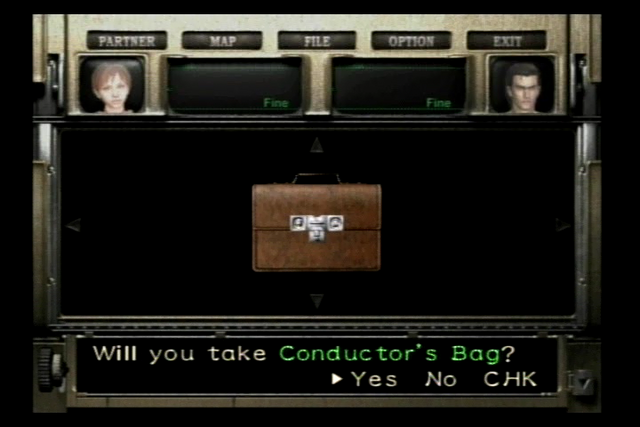 File:Resident Evil 0 Trial Edition DVD - Conductor's Bag detail.png
