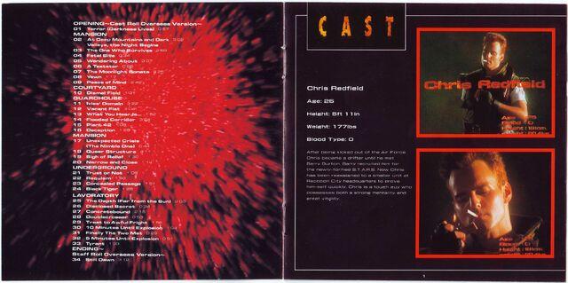 File:BIO HAZARD SOUND TRACK REMIX - JA booklet pages 0 and 1.jpg