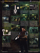 Resident Evil remake - GamePro - Issue 167 August 2002 - Jill guide Part 2 Page 108