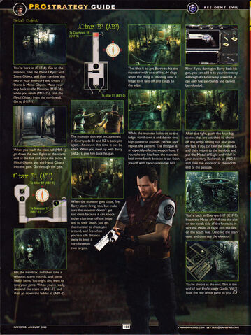 File:Resident Evil remake - GamePro - Issue 167 August 2002 - Jill guide Part 2 Page 108.jpg