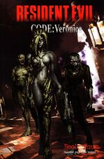 Resident Evil Code Veronica Issue 4
