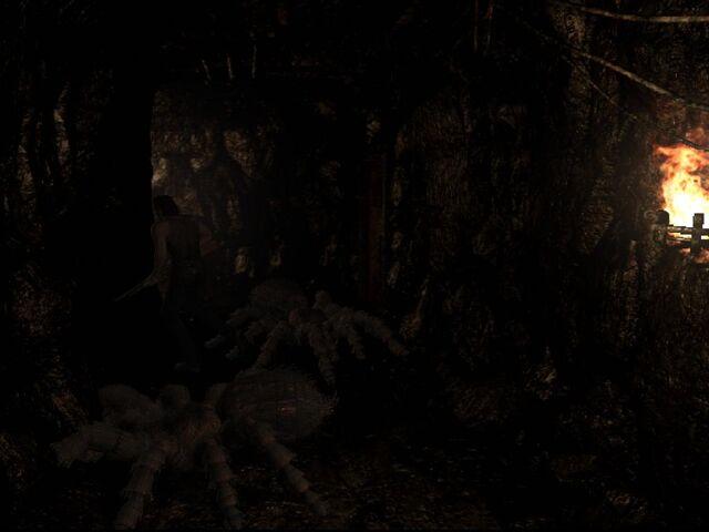 File:Giant Spider - RE0.jpg