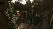 RE0HD Costumes Billy Wesker Mode 01