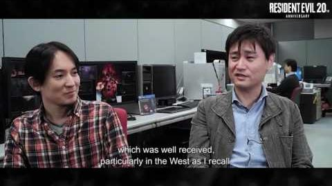 RE 20th Anniversary – The Devs Discuss RE Revelations