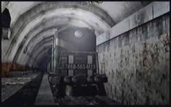 Caucasus Lab Train