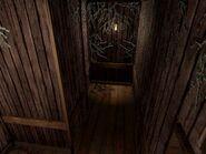 Resident Evil 1996 - Dormitory corridor - image 7