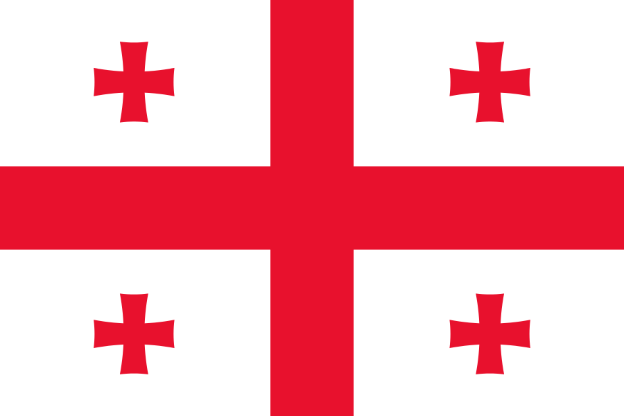 Fichier:Flag of Georgia.png