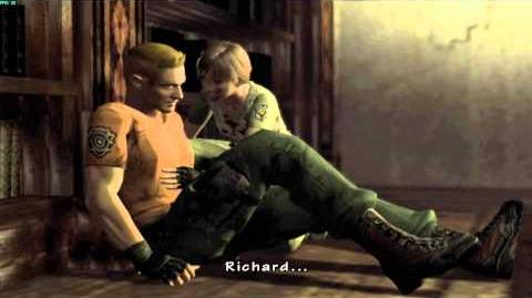 Resident Evil The Umbrella Chronicles all cutscenes - Nightmare 2 ending