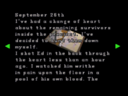 RE2 Chief's diary 05