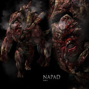 Napad CGI artwork