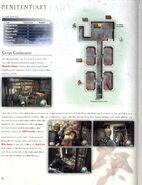 RE4 Official Strategy Guide - Prison