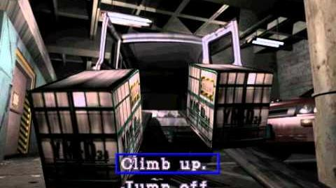 Resident Evil 3 Nemesis cutscenes - Free Falling (Out of time)